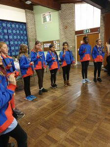 Girlguides pledging to end the taboo surrounding menstruation